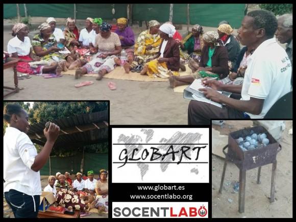 GLOBART empresa social Mozambique