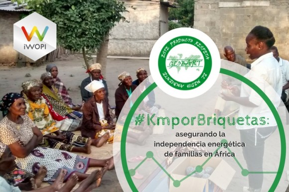 #KmporBriquetas GLOBART IWOPI